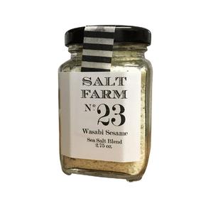 Salt Farm Wasabi Sesame Salt