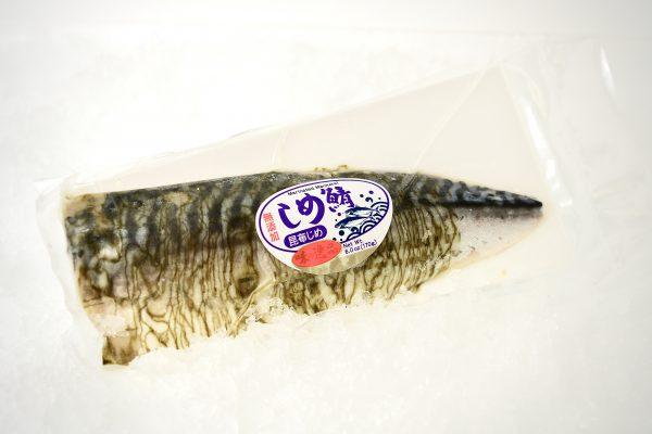 Mackerel in package