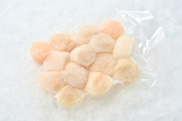 Sea Scallops in package