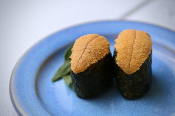 California uni sushi