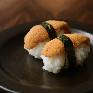 Pacific Northwest uni sushi
