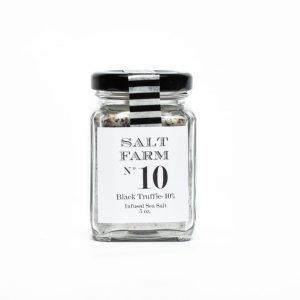 Salt Farm Number 10 Black Truffle Sea Salt