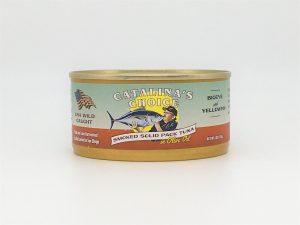 Catalina's Choice Canned Tuna, Smoked