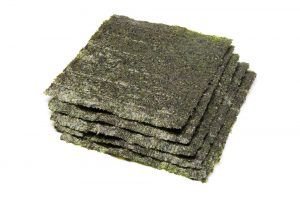 Roasted Seaweed Sheets (Yaki Nori)