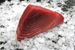 Ahi Loin (Maguro), Wild Pacific Sushi Grade Tuna