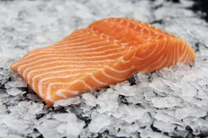 Faroe Islands Sashimi Grade Salmon (Sake), Farmed