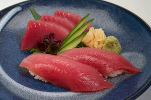Bluefin Top Loin (Akami Maguro), Farmed Pacific Sashimi Grade Tuna