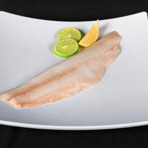 Wild black cod fillet